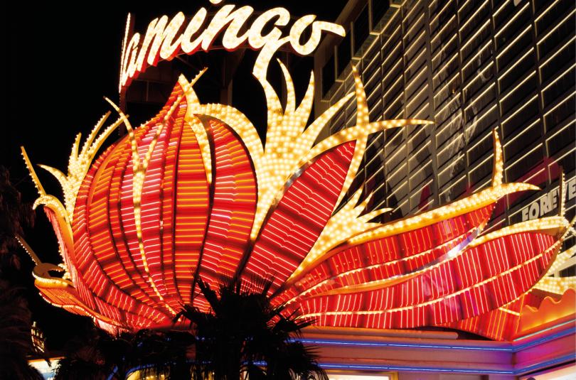 Eten in Las Vegas
