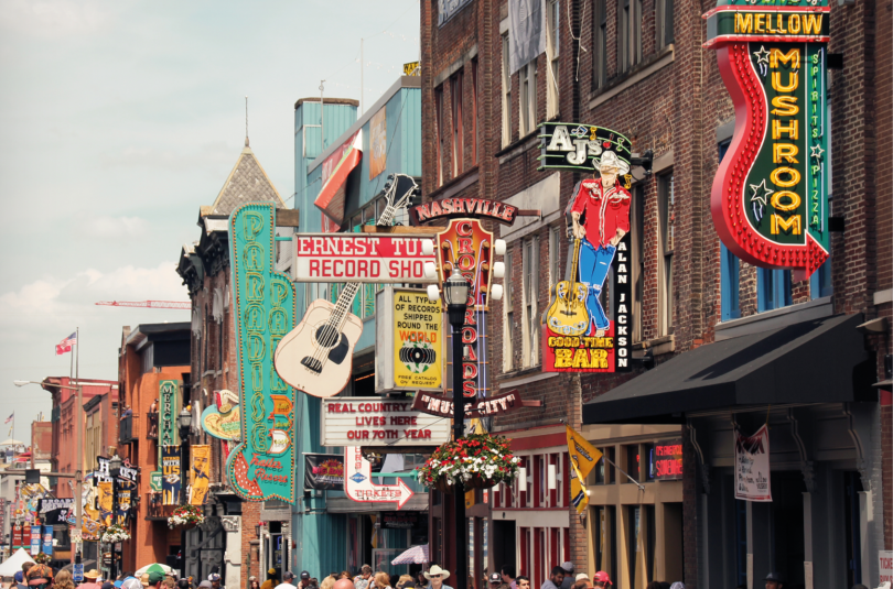Eten in Nashville